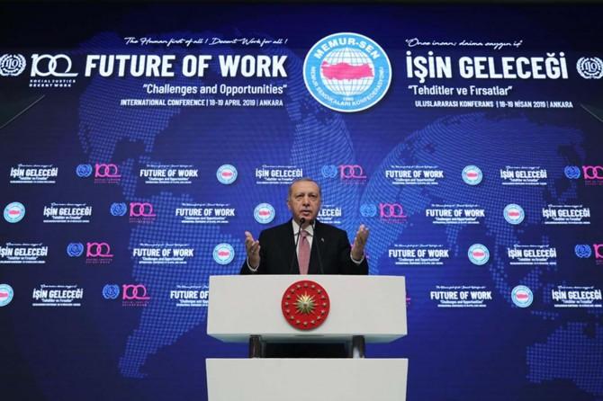 Cumhurbaşkanı Erdoğan: YSK noktayı koyduğu zaman mesele bitmiştir