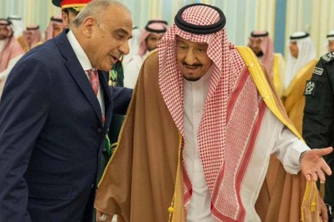 Suudi Arabistan ile Irak arasında 13 anlaşma
