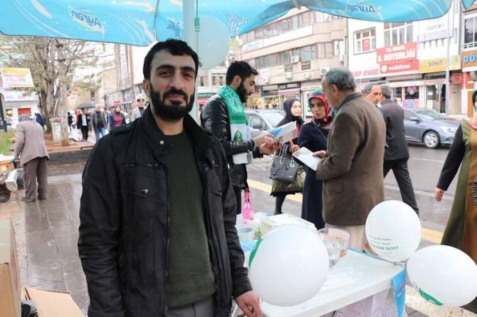 Bingöl'de Hazreti Muhammedi anlama etkinliğine davet