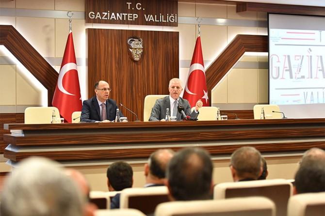 Gaziantep'te devam eden 527 proje var