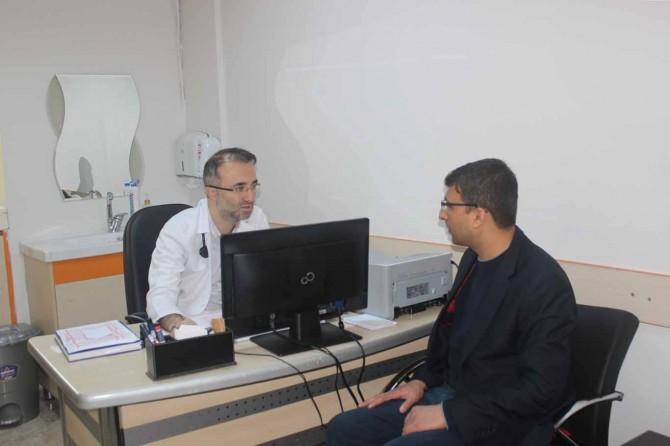 Adıyaman'da Geleneksel ve Tamamlayıcı Tıp Polikliniği açıldı