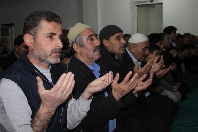 Muşlular Beraat Kandili dualarla ihya etti