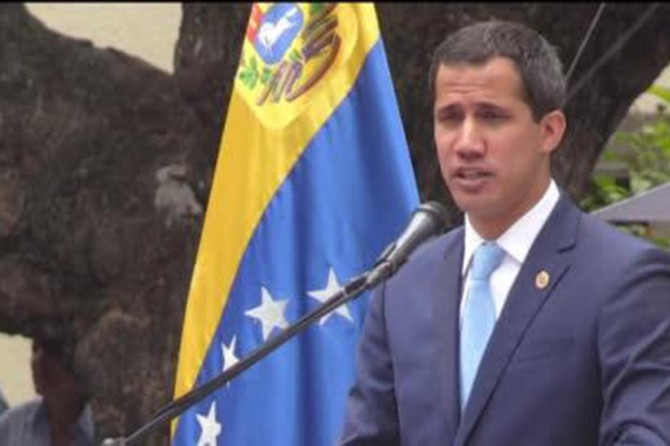 Guaido 1 Mayıs'ta sokağa çıkma çağrısı yaptı