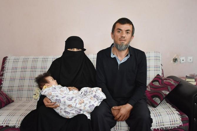 Erzin'de 5 çocuğu evinden koparılan ailenin acı feryadı
