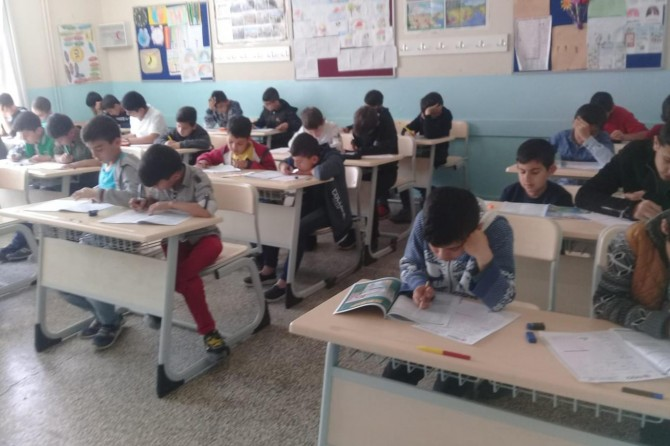 Nusaybin'de Siyer-i Nebi Yarışması düzenledi