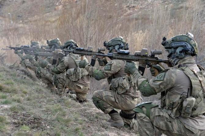 Toplam askeri güç sıralamasında Türkiye dokuzuncu sırada