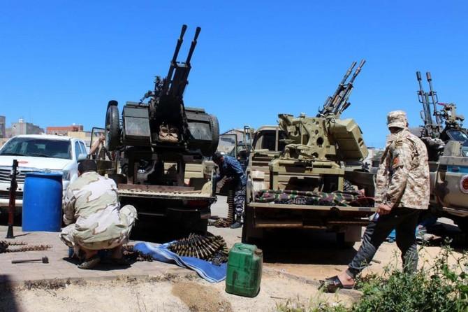 Li Lîbyayê li hember hêzên Hafter operasyon hat destpêkirin