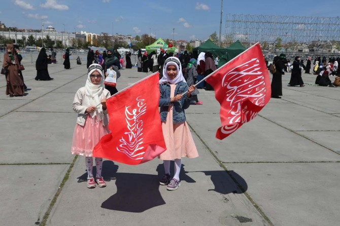 İstanbul etkinliğinin program akışı belli oldu