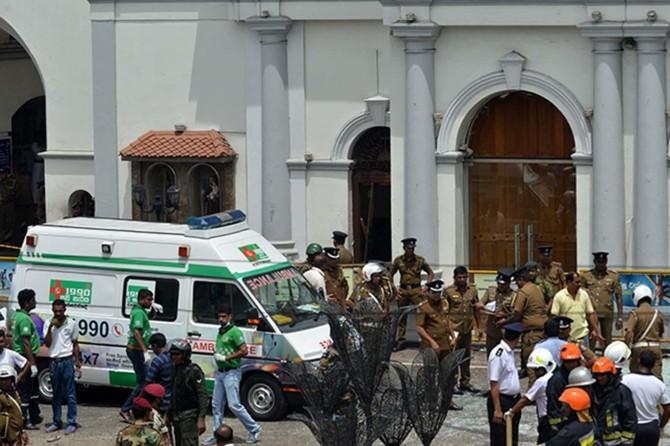 Li Srî Lankayê derketina derve hat qedexekirin
