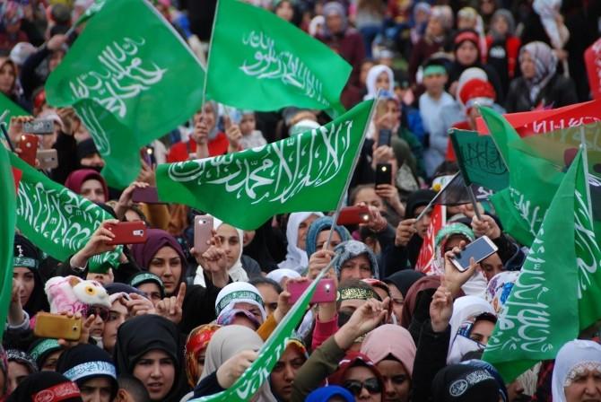 Li Wanê bernameya Evîndara Muhammedî bi beşdarbûna bi deh hezaran dest pê kir