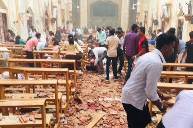 Sri Lanka'da ölü sayısı 215'e yükseldi