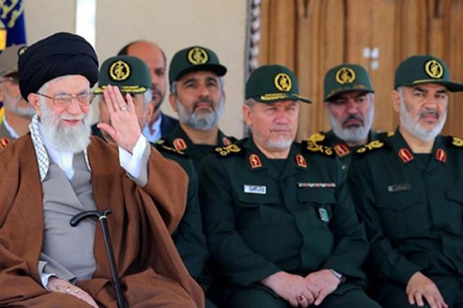 İran Devrim Muhafızları Başkomutanı Hüseyin Selami oldu