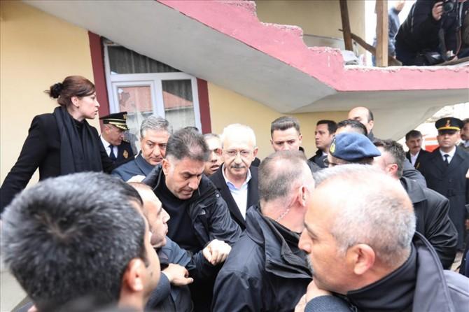 Kemal Kılıçdaroğlu'na saldırının faillerinden O.S. yakalandı
