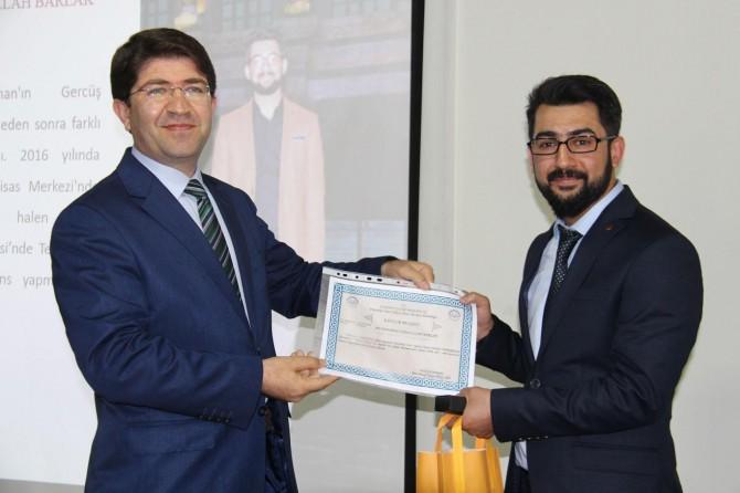 Diyarbakır'da Diyanet'in ihtisas merkezinde 23 öğrenci mezun oldu