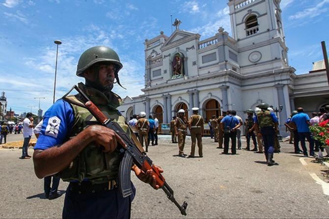 Li Srî Lankayê hejmara mirîyan derket 300î