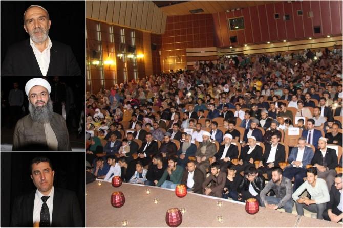 Alimler, Irak Kürdistanı'nda düzenlenen etkinliği değerlendirdi