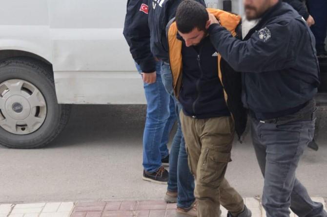 Van polisi: Eylem için gelen PKK'li yakalandı