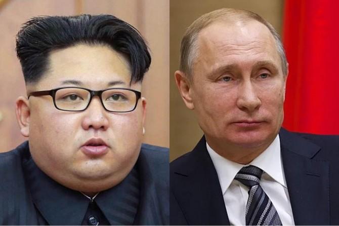 Kim Jong-un Putin'le görüşecek
