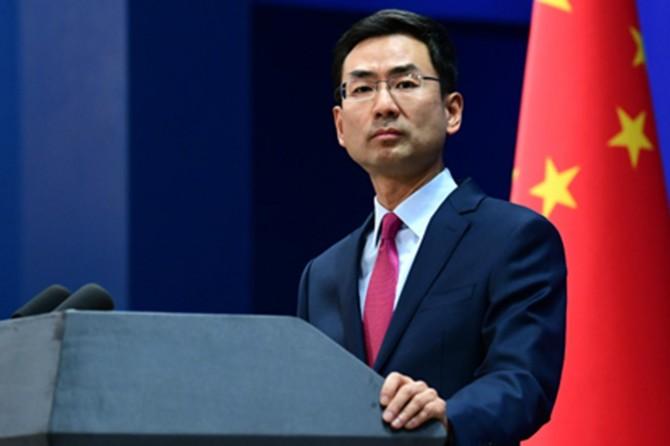 Çin: İran aleyhi ambargolara karşıyız