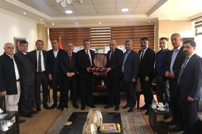 DTSO'nın Irak ziyaretleri devam ediyor