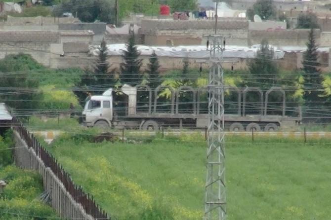 Qamışlı'da PKK'lilerin tünel inşası sürüyor