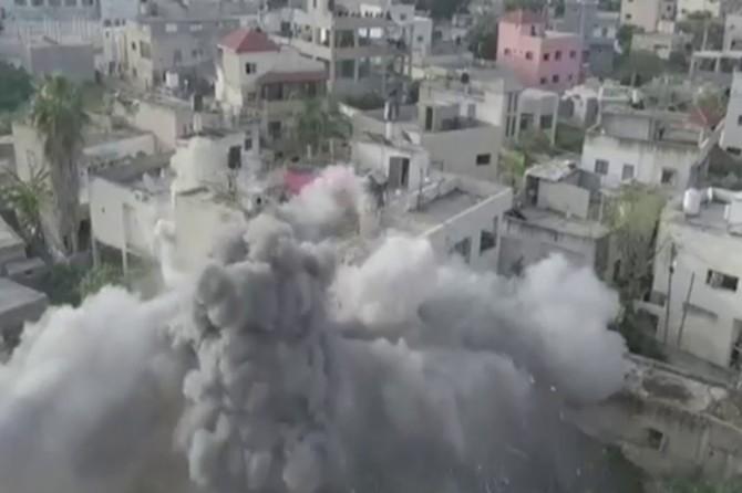 Siyonist saldırılarında 27 Filistinli yaralandı
