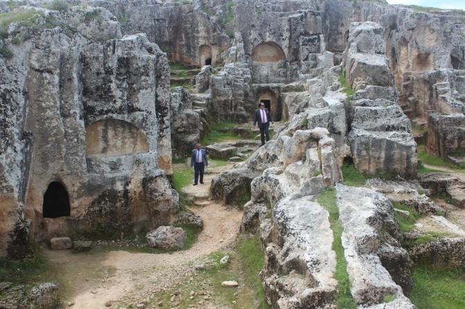 Perre Antik Kent turizme kazandırılmalıdır