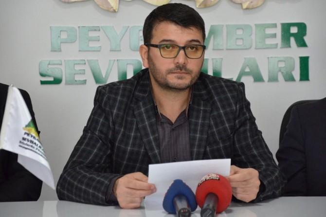Peygamber Sevdalılarından HDP'li belediyeye: Bu yanlıştan dönün