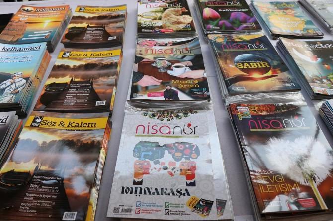 Uluslararası Dergi Fuarı yarın kapılarını açıyor
