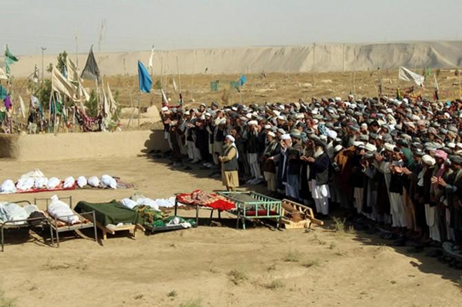 Neteweyên Yekbûyî: Amerîka û artêşa Efxanistanê 305 kesên sîwîl qetil kirin