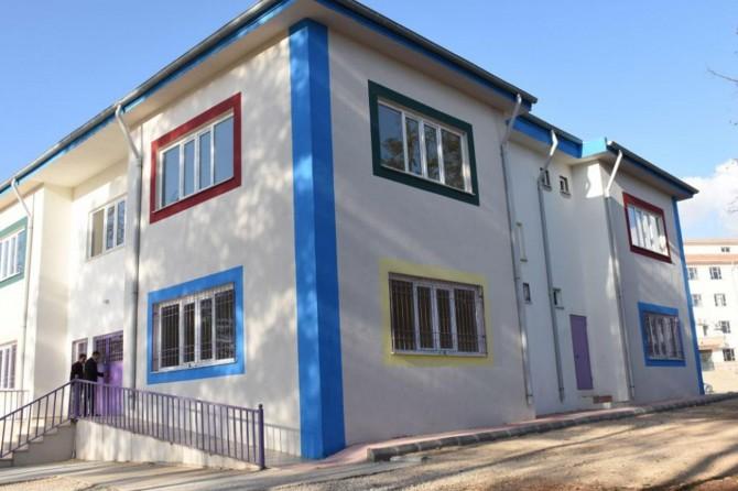 """Nusaybin'de """"Bilim ve Sanat Merkezi"""" açıldı"""