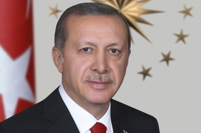 """Cumhurbaşkanı Erdoğan'dan """"Anzak"""" mesajı"""