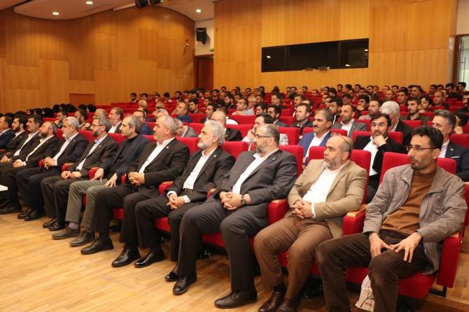 HÜDA PAR İstanbul istişare toplantısını gerçekleştirdi