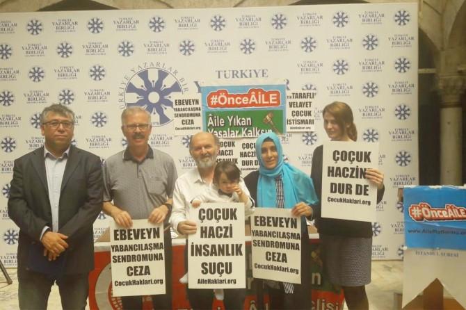 """""""EYS Dünya Farkındalık Günü Türkiye'de de kabul edilsin"""""""