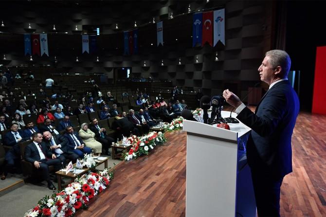 Gaziantep'te RTÜK'ün Gelecekle İletişim Çalıştayı başladı