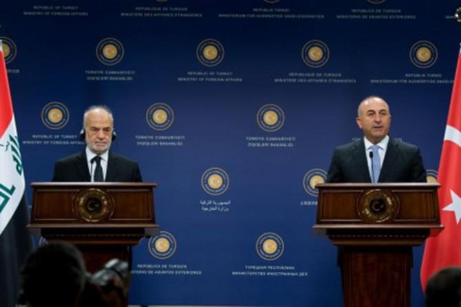 Dışişleri Bakanı Mevlüt Çavuşoğlu Irak'a gitti