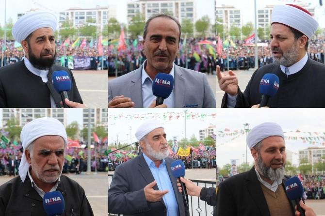 Hazreti Muhammed'i anlatan etkinlikler Müslümanların ittifakına vesile oluyor