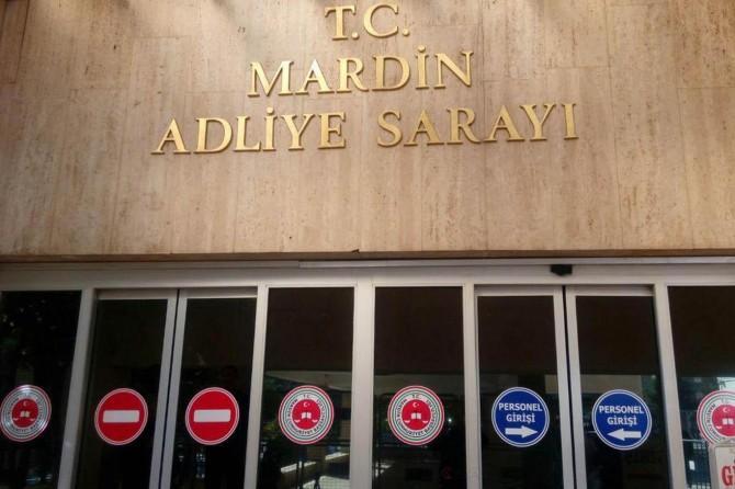 Kızıltepe'de zimmet operasyonunda gözaltına alınan polisler tutuklandı