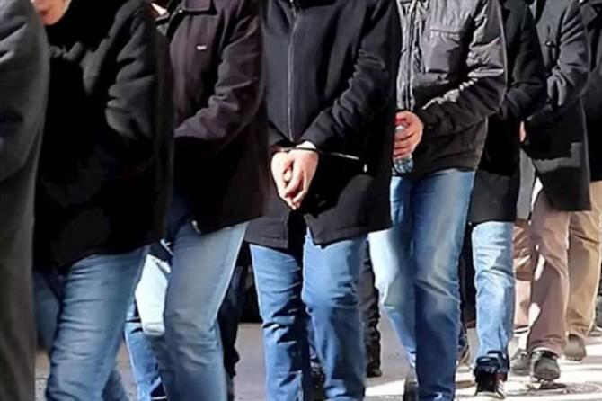 Van merkezli 8 ilde FETÖ operasyonu: 9 gözaltı