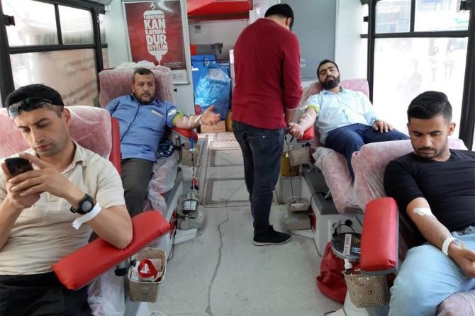 Kan bağışı konusunda farkındalık oluşturmalıyız