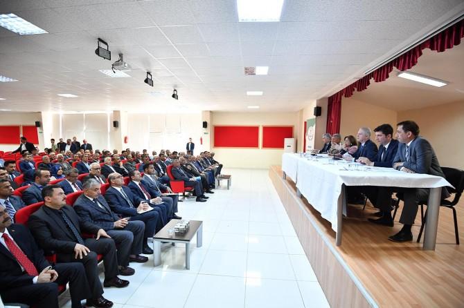 Gaziantep Valisi Gül'den projelere destek çağrısı