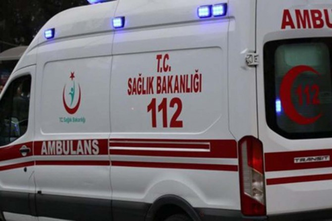 Alacakaya'da maden ocağında kaza: 1 ölü 1 yaralı