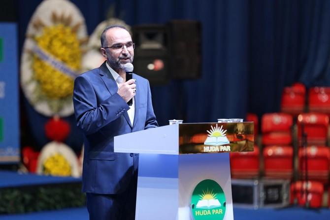 HÜDA PAR Genel Başkanı Sağlam'dan 1 Mayıs mesajı