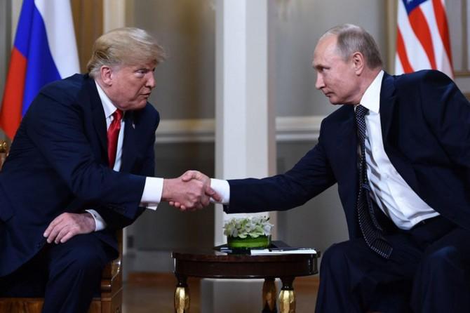 Putin ve Trump telefonda 1,5 saat görüşü