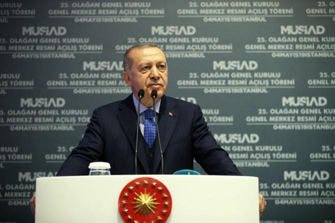 Cumhurbaşkanı Erdoğan'dan YSK Başkanı Güven'in suskunluğuna tepki