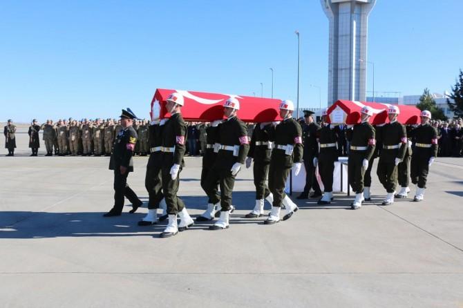 Şırnak'ta iki asker hayatını kaybetti