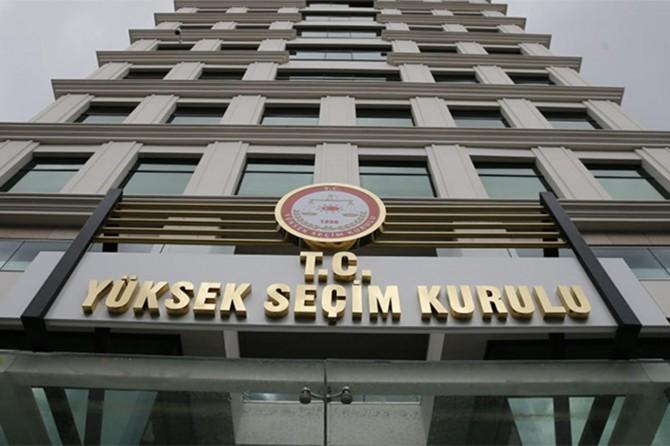 İstanbul'da seçimlerin yenilenmesinin gerekçeli kararı