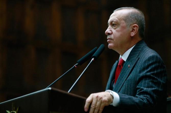 Cumhurbaşkanı Erdoğan: Bazı işadamı grupları garip garip açıklamalar yapıyorlar