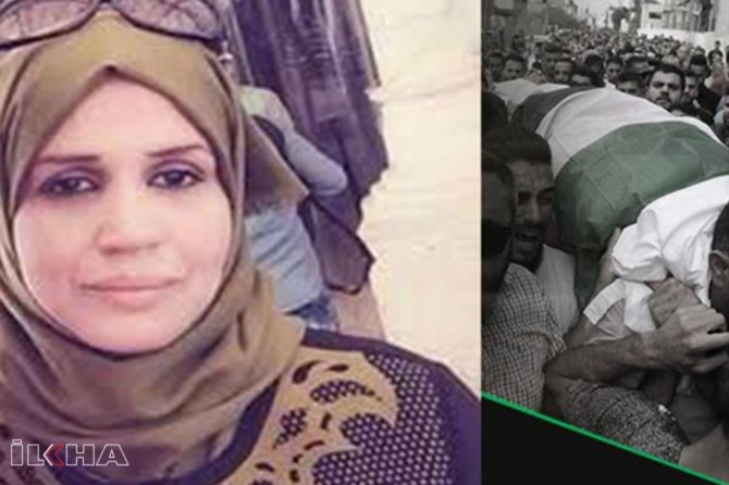 Killer of Palestinian woman, mother of 8, released by zionist court