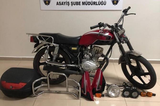 Bingöl'de hırsızlık operasyonu